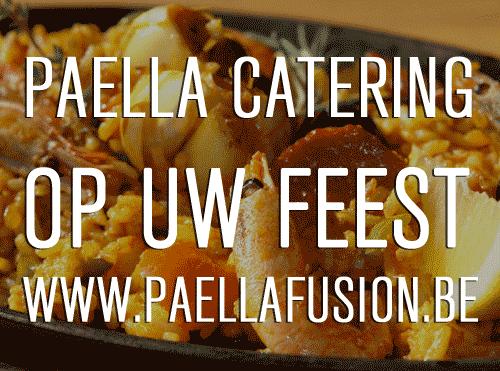 We bereiden de heerlijkste Spaanse paella op uw feest of evenement.