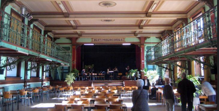 Feestzaal Scheppersinstituut Mechelen