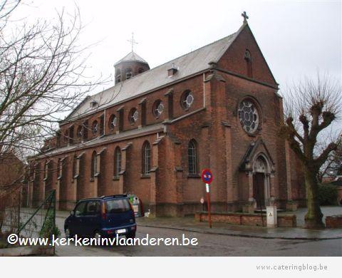 Feestzaal en buurthuis Sint Albertus Kerk Muizen
