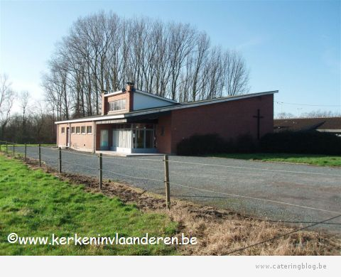Feestzaal Sint-Jakob Mechelen