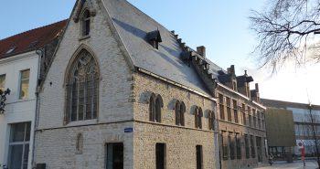 Feestzaal Heilige Geestkapel Mechelen